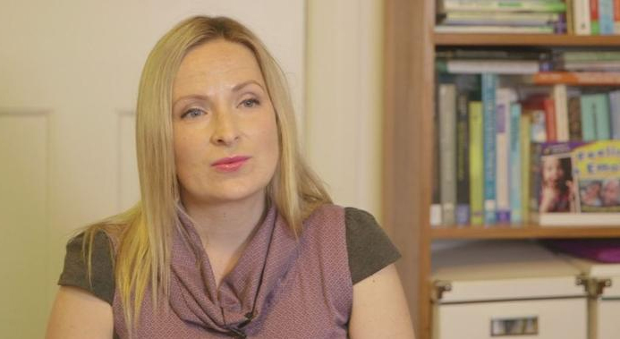Danuta Bulhak-Paterson is a psychologist specialising in women with autism spectrum disorder